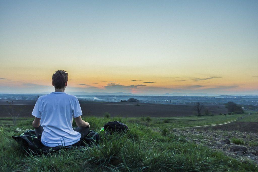 limpiar la mente con la meditacion