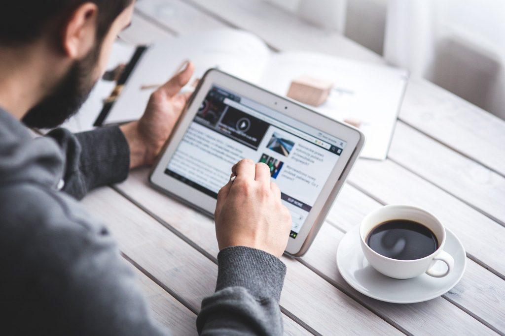 crear un blog para tienda online